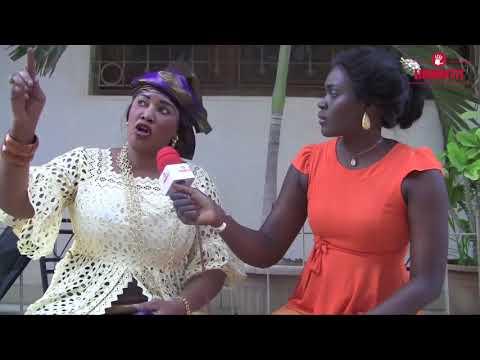 Vidéo : la comédienne Adja Fall lâche massacre les journalistes