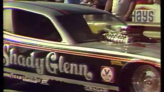 Drag Racing 1976 NHRA World Finals Ontario Funny Car Semi Finals