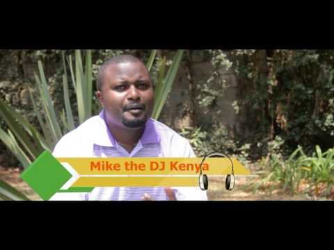MIKE THE DJ KENYA RHUMBA INTERVIEW