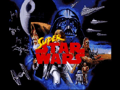 SNES Longplay [151] Super Star Wars