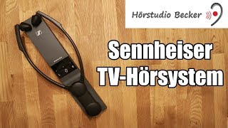 Ausprobiert: Sennheiser Set 860, kabelloses Hörsystem für den Fernseher