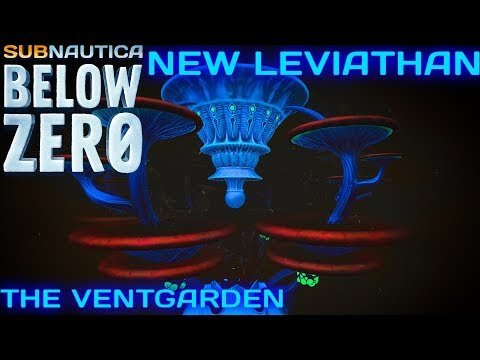 THE BIGGEST LEVIATHAN YET | THE VENT GARDEN IS HERE