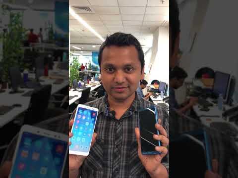 Face Unlock challenge | Redmi Note 5 Pro vs Honor 9 Lite