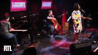 Asa - Dead again en live dans le Grand Studio RTL présenté par Eric Jean-Jean - RTL - RTL