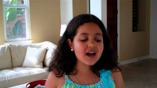 'The Holy City' by Charlotte Church  covered by Neeka  05-31-2012