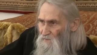 Специальный репортаж. К юбилею  Схиархимандрита Илия