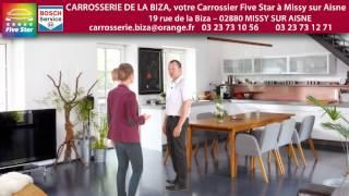 preview picture of video 'Tolerie peinture auto près de Soissons'