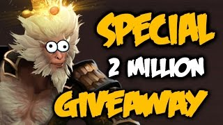 Special 2 Million - EPIC GIVEAWAY