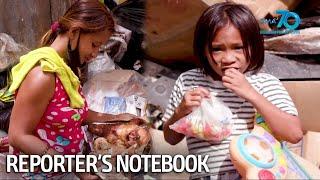 Reporter's Notebook: Tirang pagkain sa basurahan, laman-tiyan ng ilang Pilipino sa gitna ng pandemya