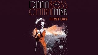 Diana Ross Live At Central Park In New York 1983 [First Day] (Full Concert)