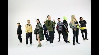 Adidas Originals: Swag It Out - Al Rocco, Angel Mo, PQ, M80, DoubleX2, Rigel Davis & Fader One (MV)