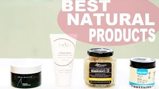 5 Best Natural Skin Care Products   Editor Picks