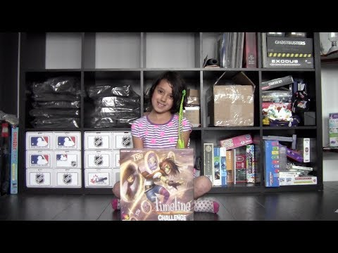 The Cardboard Kid - 013: Timeline Challenge