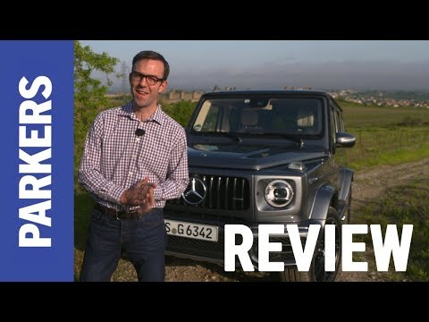 Mercedes-Benz G-Class SUV Review Video