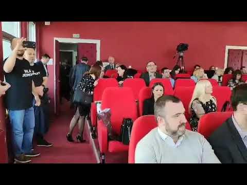 Niška opozicija napustila sednicu Skupštine
