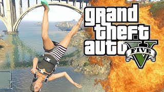 GTA 5 Online Funny Moments Montage!