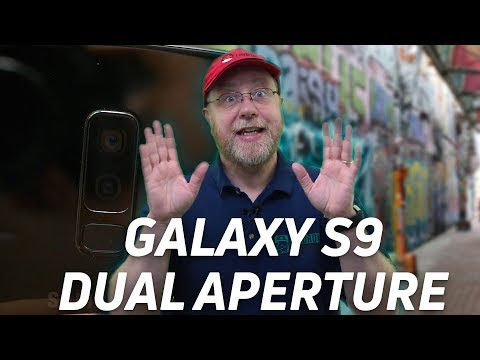 Galaxy S9 Dual Aperture: Gimmick or Great Feature? – Gary Explains
