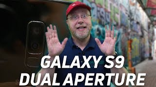 Samsung Galaxy S9 Dual Aperture: Gimmick or Great Feature? - Gary Explains