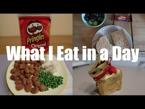 Realistic What I Eat in a Day as a Teenager!