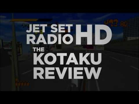 Jet Set Radio: The Kotaku Review