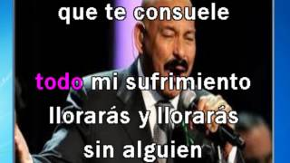 Karaoke   Lloraras   Oscar De Leon