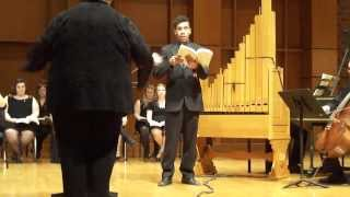 Thus saith the Lord of hosts- Brian Alvarado, Bass-baritone