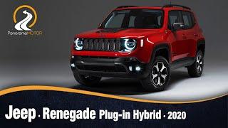 Jeep Renegade Plug-in Hybrid 2019 | Primeras Imágenes e Información