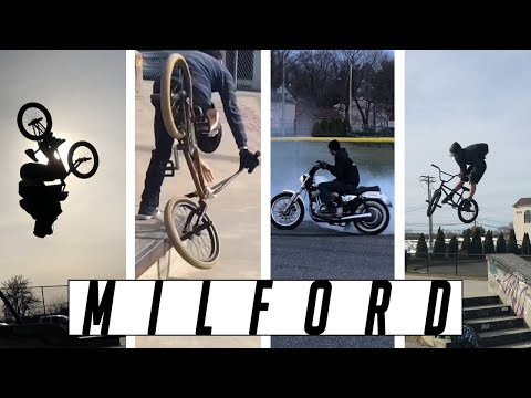 INSANE BMX SESSION AT MILFORD SKATEPARK