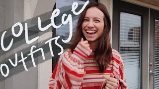 College Outfits Of The Week!!