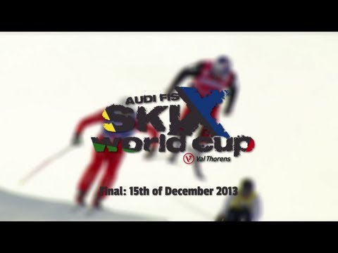 Skicross World Cup - Val Thorens