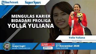 SUPERSPORT: Mengulas Karier Bidadari Proliga Yolla Yuliana
