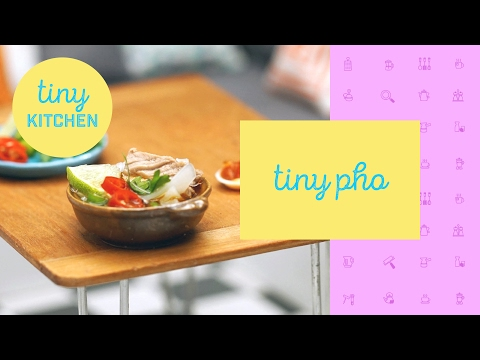 Tiny Pho | Tiny Kitchen