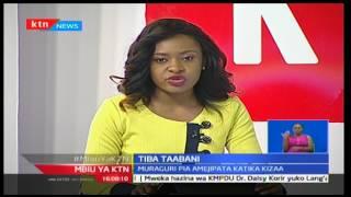 Mbiu ya KTN Taarifa Kamili na Mashirima Kapombe 14/2/2017 - Sehemu 1