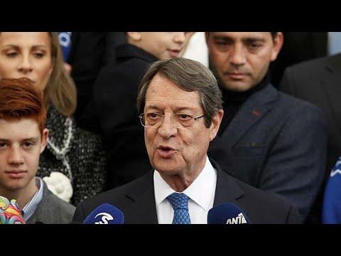Κύπρος Εκλογές 2018: Επανεκλογή Νίκου Αναστασιάδη