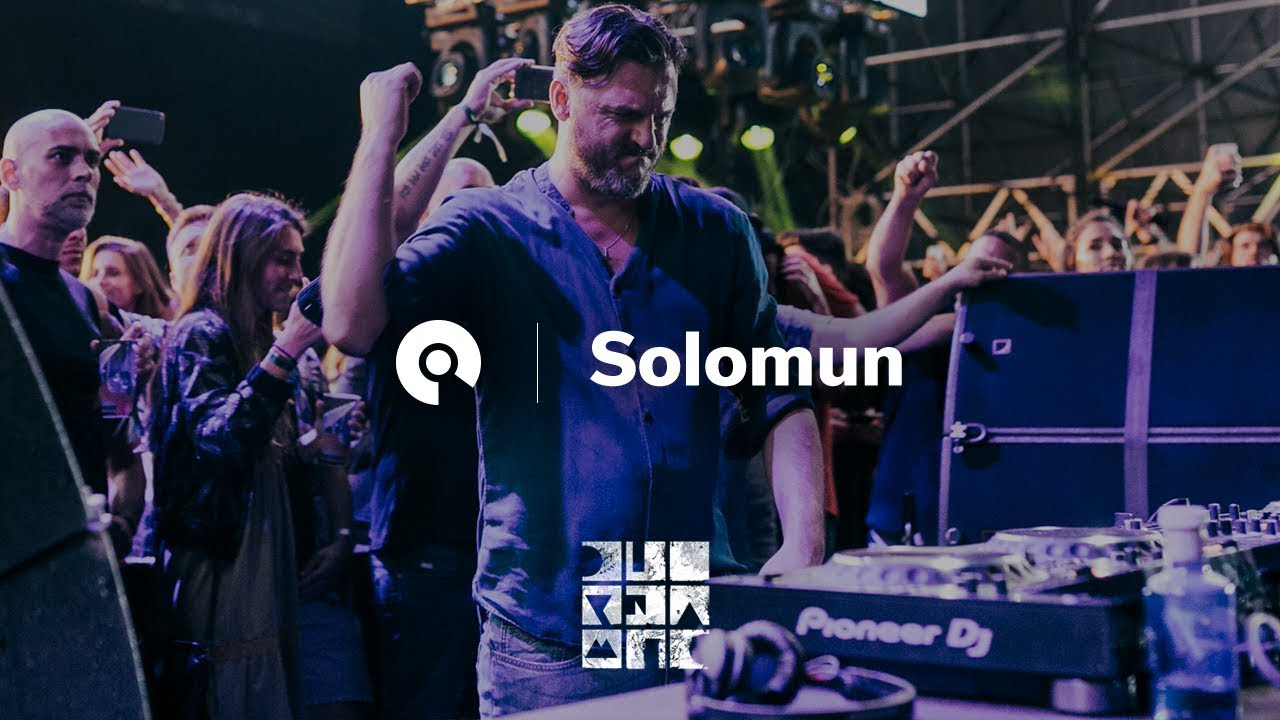 Solomun - Live @ Diynamic Outdoor Off Week 2018