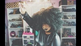 Black Panther Inspired Wig Review TrustThyTress