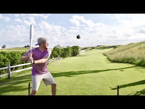 All Sports Golf Battle 3 | Dude Perfect (видео)
