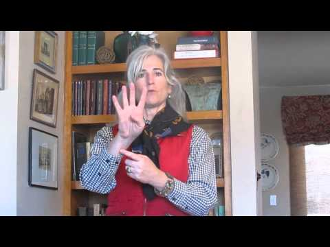 ASL Week Three (notes) | American Sign Language - Joy's way