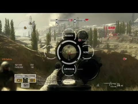 operation flashpoint red river xbox 360 gameplay