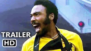 SOLO: A STAR WARS STORY Extended TV Spot Trailer (2018) Donald Glover, Sci-Fi Movie HD - Video Youtube