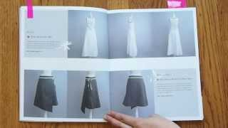 Stylish Skirts - Japanese Sewing Pattern Book Review + GIVEAWAY (Finished)