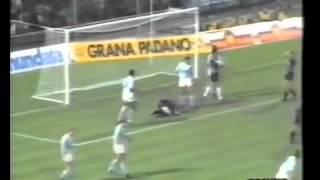 Inter - Malmö 1-1 - Coppa dei Campioni 1989-90 - 16imi di finale - ritorno