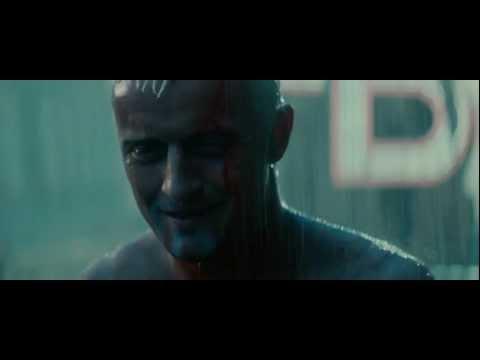 Blade Runner - Final scene,