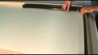 1. Edge Molds-Concrete Countertop