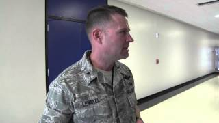 Air Force Academy freshman recognition