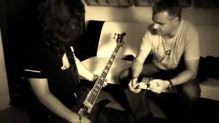 Video The Lizards - Navždy svá (natáčení ve studiu Rápotice)