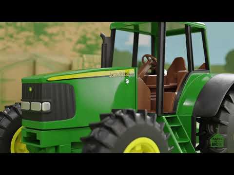 Youtube Video for Farm in a Box - John Deere Playset