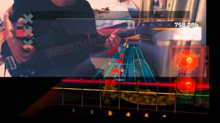 "Rocksmith 2014 ""Don't Stop At The Top - Children Of Bodom"" CDLC Score Attack 100% (Bass)"