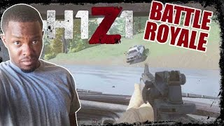 Battle Royale H1Z1 Gameplay - HIGH SPEED CHASE! | H1Z1 BR Gameplay