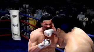 "FIGHT NIGHT  ""TWILIGHT""  CHAMPION"